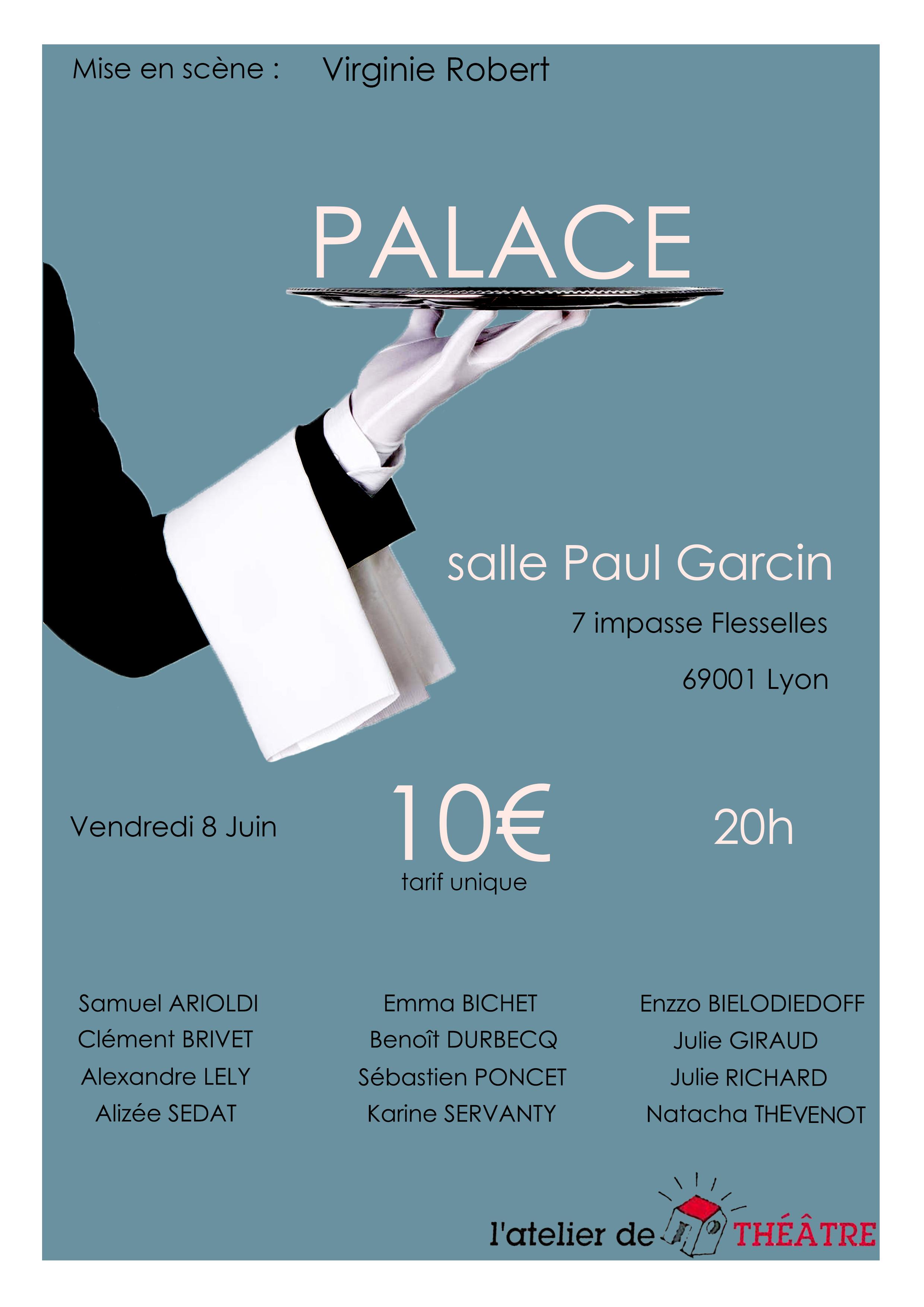 Palace affiche