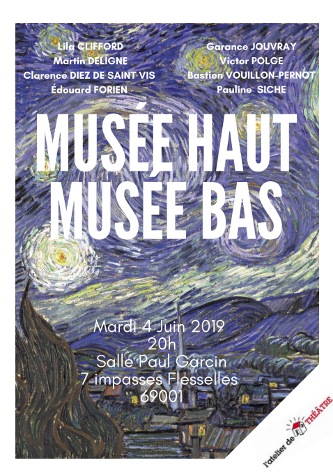 MUSEE HAUT MUSEE BAS